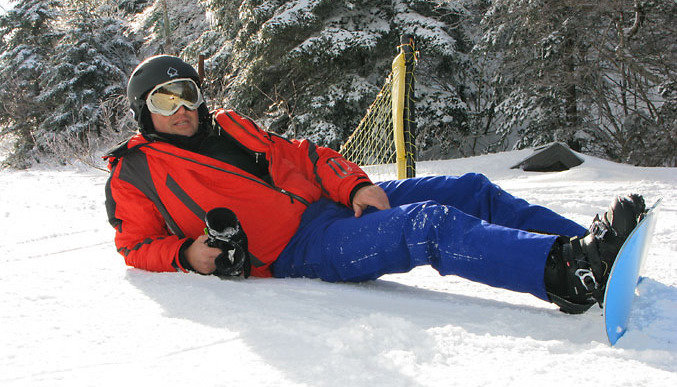Snowboard sports